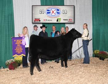Grand Champion Owned Female