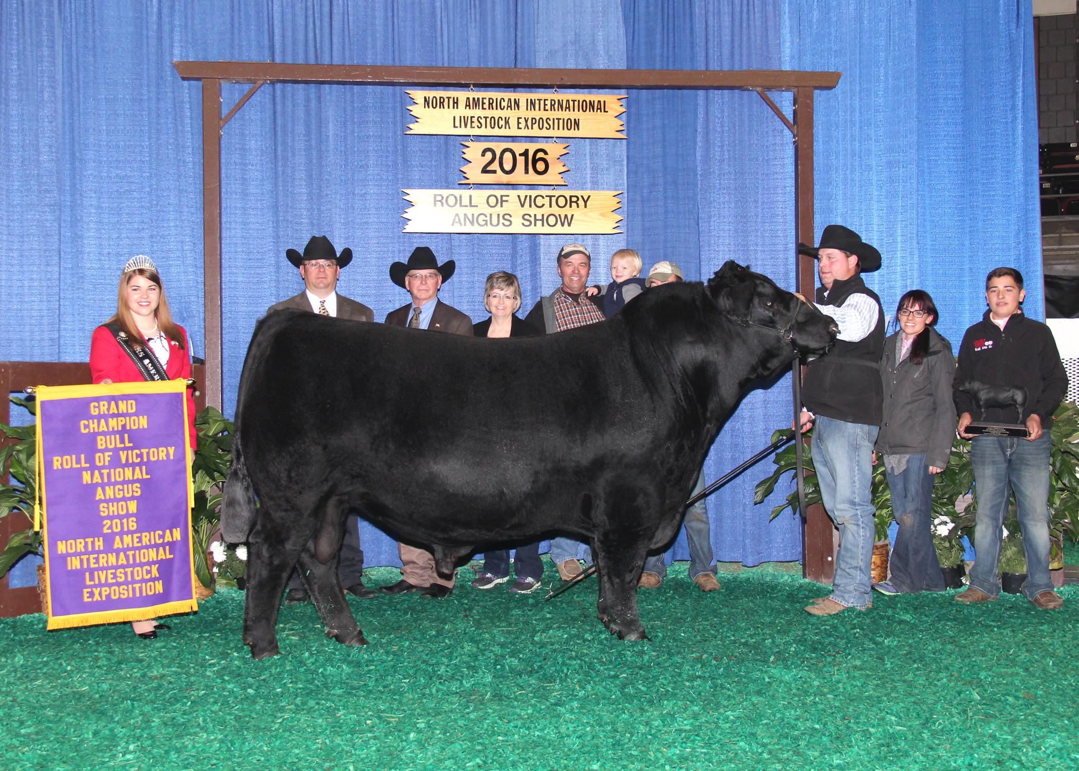 2016 North American International Livestock Exposition